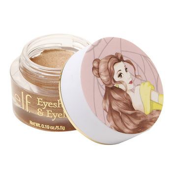 e.l.f. Disney Belle An Enchanted Tale Eyeshadow & Eyeliner | Walgreens