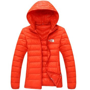 The North Face Men Brand New Ultralight Down Jacket Winter Outwear Zipper Thin Coat