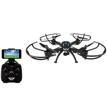 SkyRider Condor Pro Drone with Wi-Fi® Camera