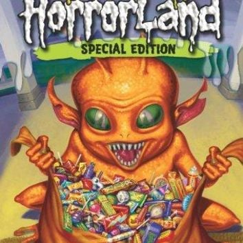Weirdo Halloween Goosebumps Horrorland Reissue
