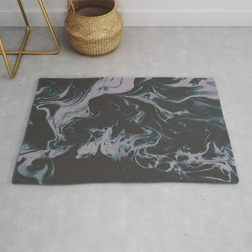 Subconscious Rug by duckyb