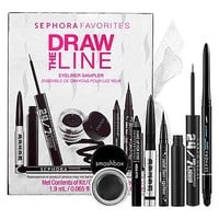 Sephora Favorites Draw The Line Eyeliner Sampler