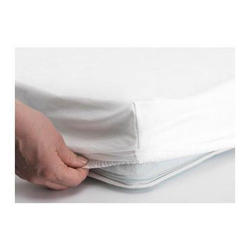 6 PACK NEW KING SIZE (78X80+12) WHITE HOTEL FITTED SHEET T200