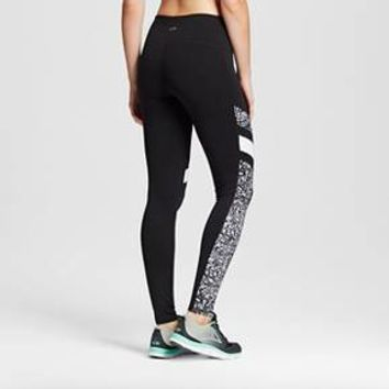 Women's Freedom Leggings Black/White - C9 Champion®