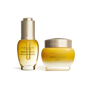 Immortelle Divine Duo | The Divine Collection| L'Occitane USA