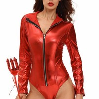 Sexy Devil Bodysuit Costume