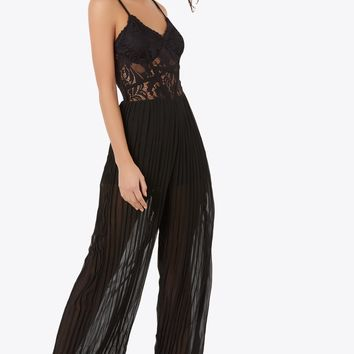 Sheerly Yours Jumpsuit