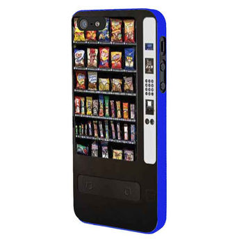 Vending Machine Snack iPhone 5 Case Available for iPhone 5 iPhone 5s iPhone 5c iPhone 4/4s