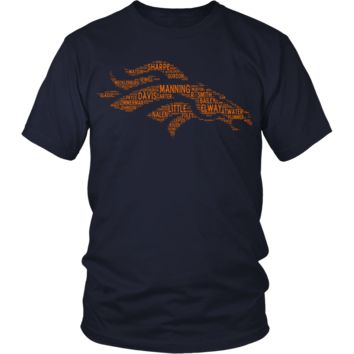 Exclusive Broncos Hall Of Fame Shirt