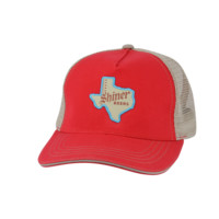 Texas Patch Hat from Shiner