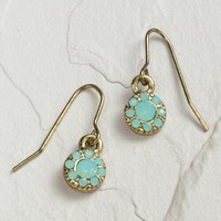 Pacific Opal Drop Earrings