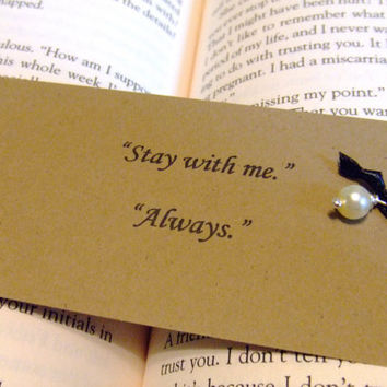 Stay With Me Always Hunger Games Mockingjay by prettypetalspaper