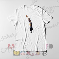 Vince Carter Over Trump Dunk over Trump Adult Unisex Tee T Shirt