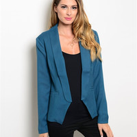 Tell Me About It, Teal Blazer