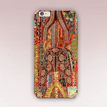 Bohemian Printed Phone Case- iPhone 6 Case - iPhone 5 Case - iPhone 4 Case - Samsung S4 Case - iPhone 5C - Tough Case - Matte Case - Samsung