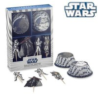 Star Wars Cupcake Decorating Kit Galactic Empire