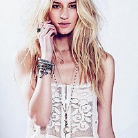 Free People  FP X Greenhouse Rose Tank at Free People Clothing Boutique