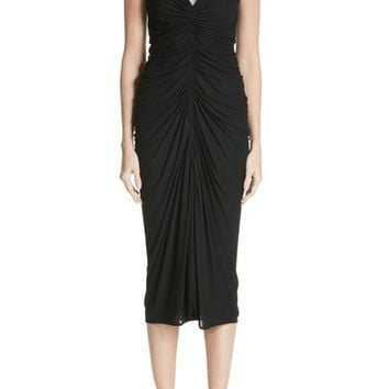 Jason Wu Ruched Front Sheath Dress | Nordstrom