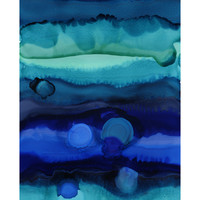Water Levels Wall Art Prints by Leslie M Ward | Minted