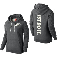 Nike Women's Just Do It Rally Hoodie - Dick's Sporting Goods