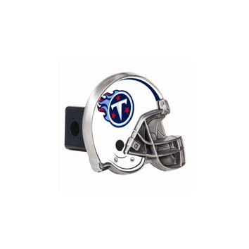 NFL Titans Helmet Trailer Hitch Cover