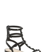 Women's Rebecca Minkoff 'Georgina' Studded Leather Sandal