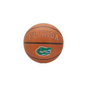 Florida Gators Official NCAA Triple Threat Full Size Indoor Outdoor Rubber B ...