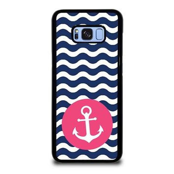NAUTICAL ANCHOR Samsung Galaxy S8 Plus Case Cover