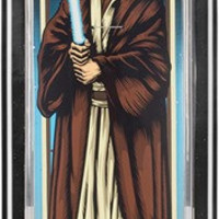 Santa Cruz Star Wars Obi-Wan Kenobi Collectible Deck 8.26