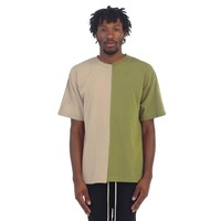 TAN/OLIVE- JOKER BOX TEE