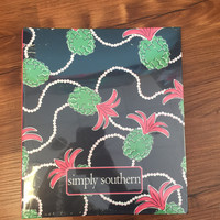 Simply Southern Notebook - Pineapples