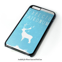 Harry Potter Inspired Defense Against The Dark Arts Design for iPhone and iPod Touch Case