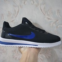 NIKE Woman Men Fashion Breathable Running Sneakers Sport Shoes