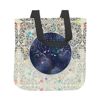 Beautiful Starry Night Tote Bag