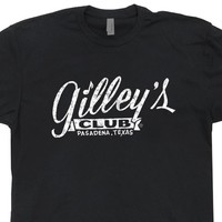 Gilley's Club T Shirt Vintage Country Music T Shirt Outlaw Country Shirt