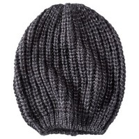 Mossimo® Solid Beanie Hat - Gray