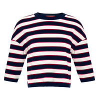 Striped Cotton-Jersey Top by Valentino Now Available on Moda Operandi