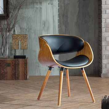 Mid-Century Accent Chair