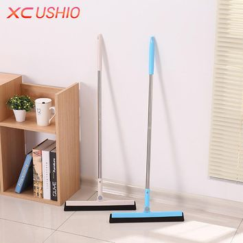 Detachable Stainless Steel Rotatable Broom Household Magic Wiper