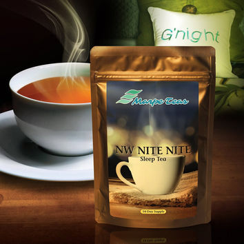 NW NiteNite | 14 Day Supply | Relaxing, Stress Relieving, Calming Tea | 100% Organic