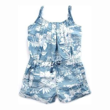 Outlet Appaman Palm Tree Romper