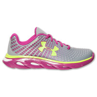 Girls' Grade School Under Armour Spine Clutchfit Running Shoes