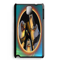 Penguins Of Madagascar Say Hello Samsung Galaxy Note 3 Case