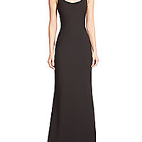 Elizabeth and James - Malaya Fitted Knit Maxi Dress - Saks Fifth Avenue Mobile
