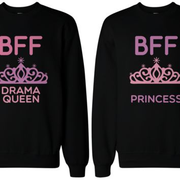 Queen & Princess Sweatshirts