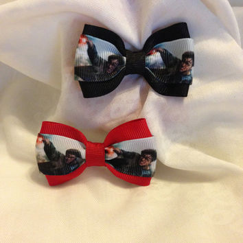 Harry Potter Final Battle Hair Bow