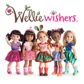 Camille Doll | WellieWishers | American Girl