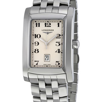 Longines Dolce Vita Stainless Steel Watch, 33.9mm