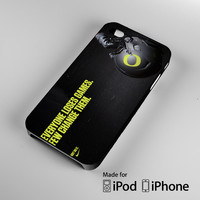 Livestrong Nike Oregon Football Ad iPhone 4S 5S 5C 6 6Plus, iPod 4 5, LG G2 G3, Sony Z2 Case