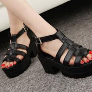 Korean Ladies Summer Exclusive Sandal